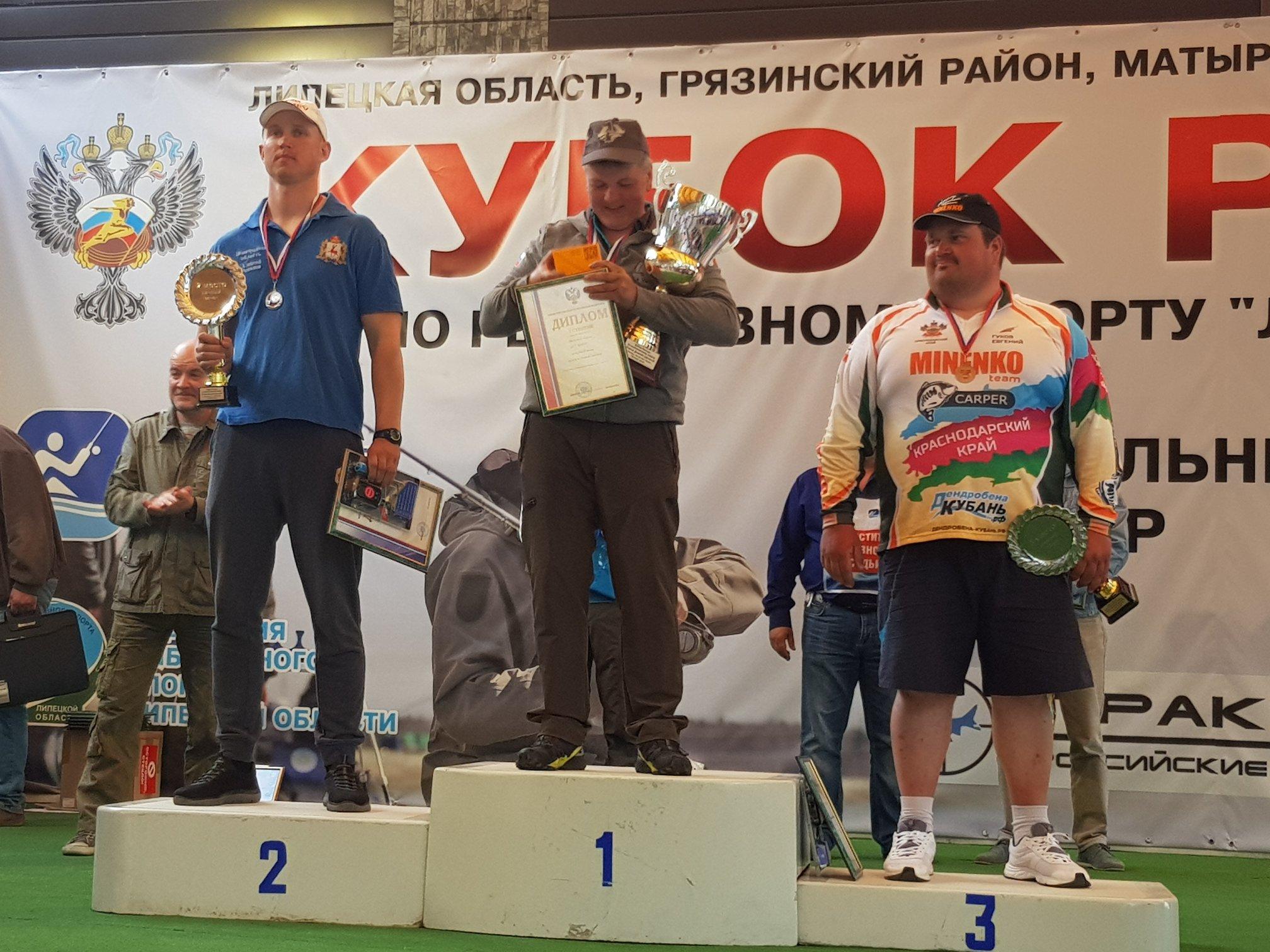 КУБОК РОССИИ - Команда Нижегородской области